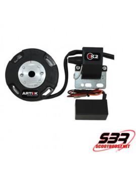 Allumage Artek K2 Digital AM6 après 2003 avec batterie