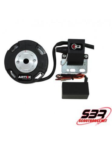 Allumage Artek K2 Digital AM6 après 2003 avec démarreur