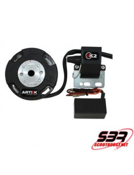 Allumage Artek K2 Digital AM6 avant 2003 sans démarreur