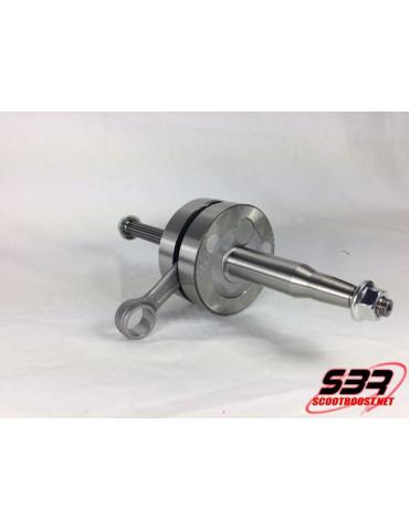 Vilebrequin 2Fast 70cc course 39,2mm MBK Nitro / Aerox