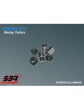 Ecrou de volant d'allumage Bidalot Factory MBK Nitro / Aerox