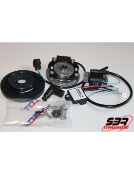 Allumage Digital Bidalot Racing Factory MBK Nitro / Aerox - CDI Vario 2013