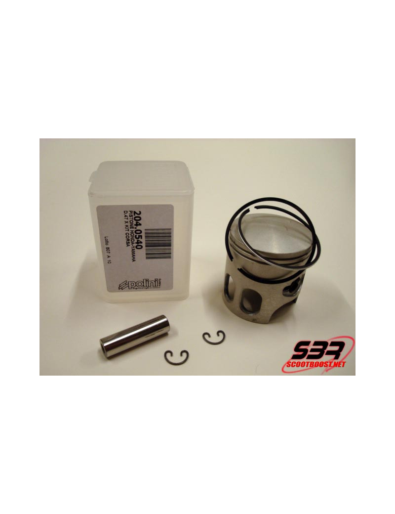 Piston Polini Corsa Racing D47 Axe 10