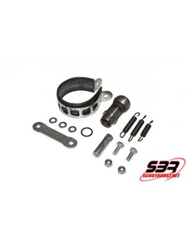 Kit montage pot Artek K2 Peugeot XP6 2009 Passage Haut