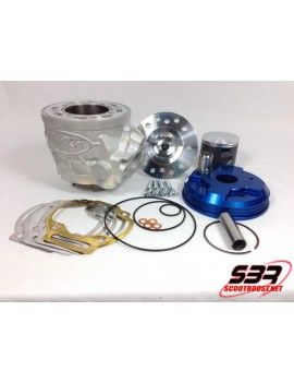 Kit cylindre 2Fast 100cc Derbi Euro 3