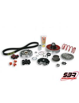 """Pack Overrange MHR """" Aluminium """" MBK Nitro / Aerox"""