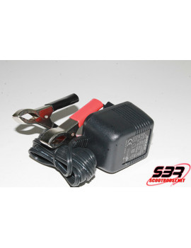 Chargeur de batterie 6V-12V/0.5Ah