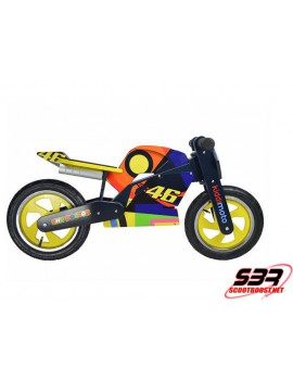 "Draisienne Valentino Rossi VR46 "" The Doctor """