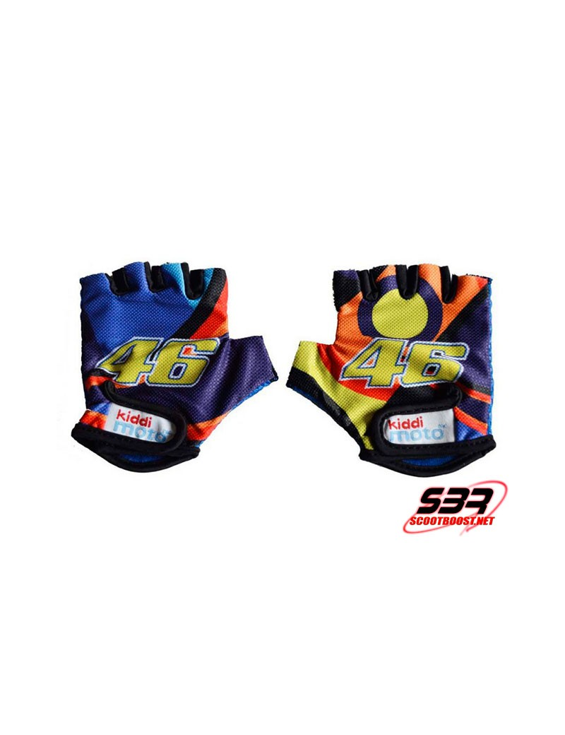 Gant de protection Kiddimoto Valentino Rossi VR46