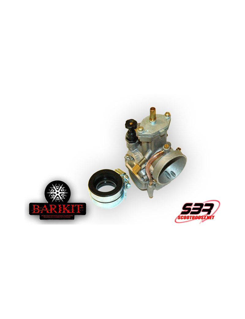 Carburateur Barikit PWK Racing 28mm Powerjet