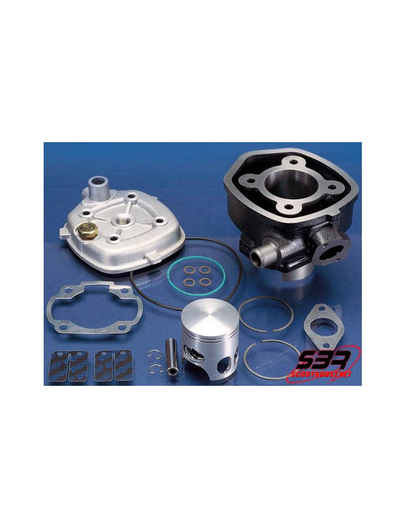 Cylindre Polini Corsa Sport 70cc MBK Nitro