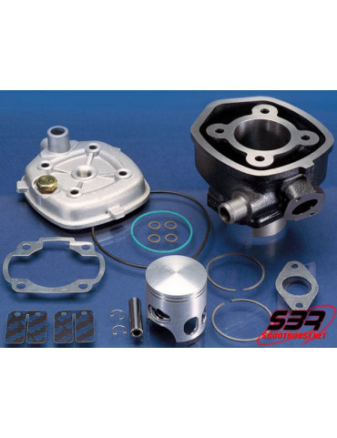 Cylindre Polini Corsa Sport 70cc MBK Nitro / Aerox