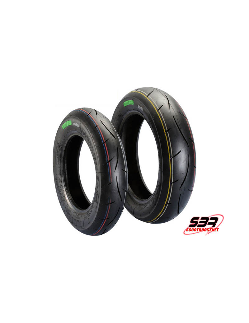 Pneu SAVA Racing MC31 Medium Slick 3.50x10