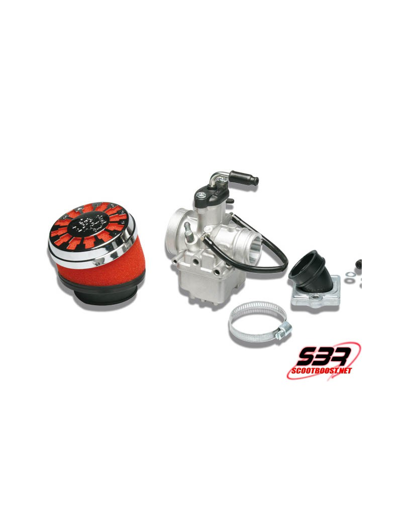 Kit carburateur Malossi 28mm Racing VHST (Dell Orto)