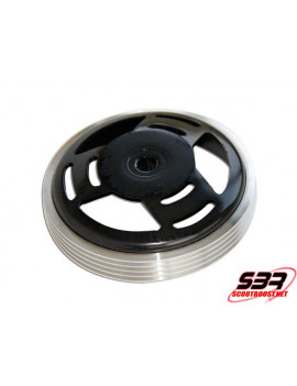 Cloche embrayage Racing T4 Ø 107mm MBK Booster / Nitro