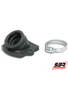 Pipe d'admission Malossi Ø 22x28mm Viton Racing Piaggio Zip