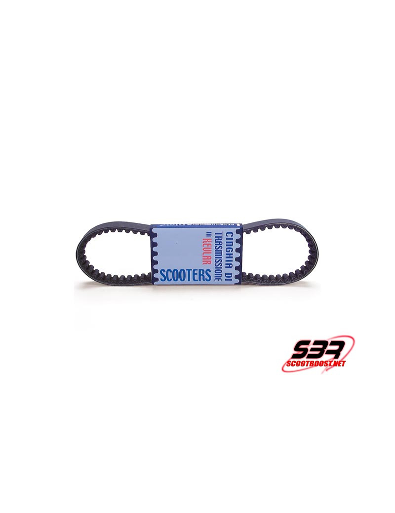 Courroie Polini Racing Kevlar MBK Booster - Nitro