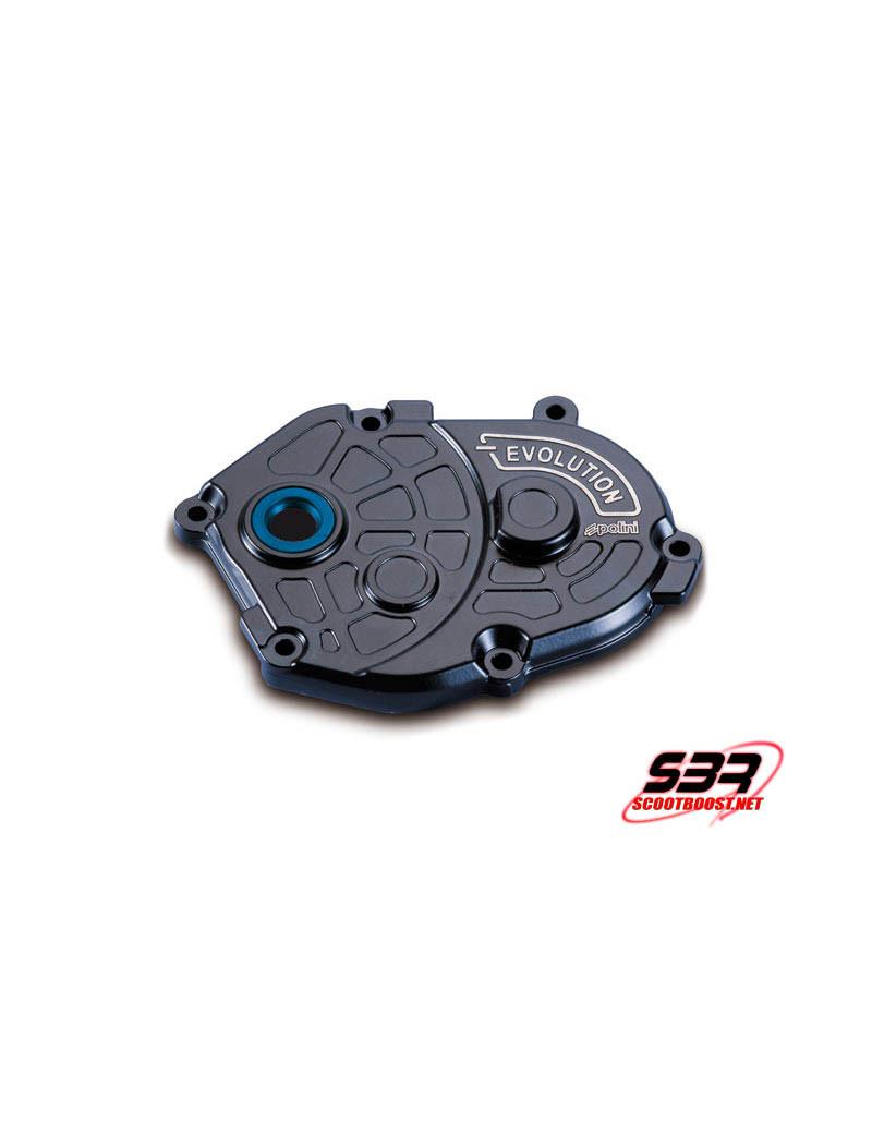 Couvercle de transmission  Polini Evolution MBK Nitro / Aerox