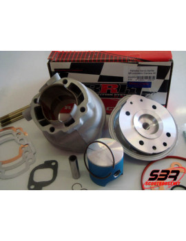 Cylindre Barikit BRK R45 Course 45mm 88cc MBK Nitro / Aerox