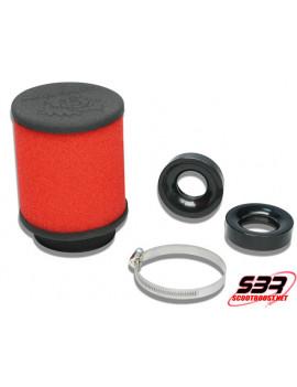 Filtre à air Malossi E16 Red Filter
