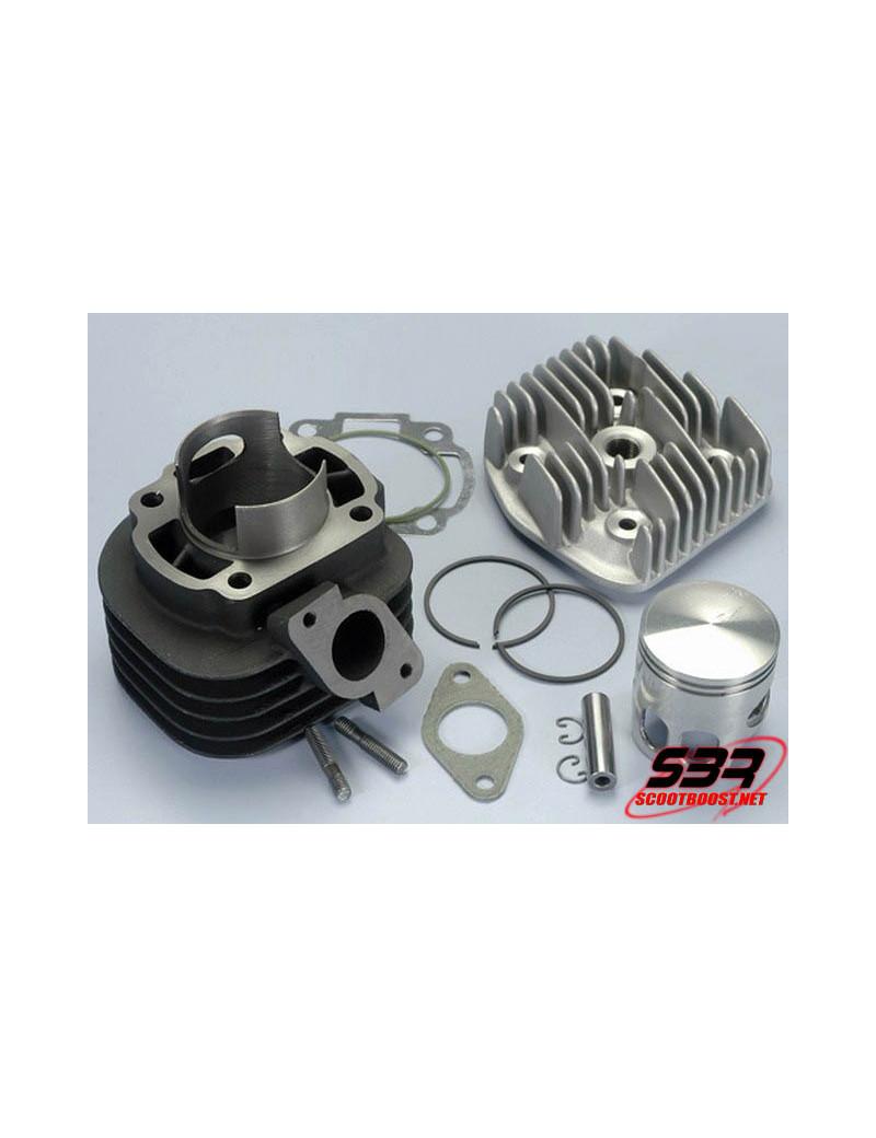 Cylindre Polini Sport Fonte 70cc Yamaha Jog euro 2