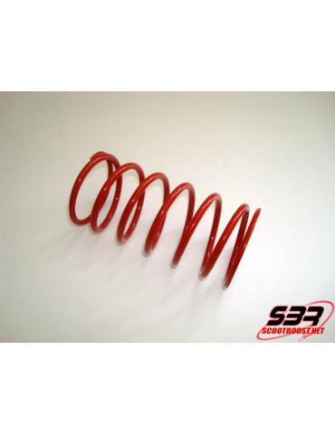 Ressort de poussé athena rouge +60% MBK Booster - Nitro