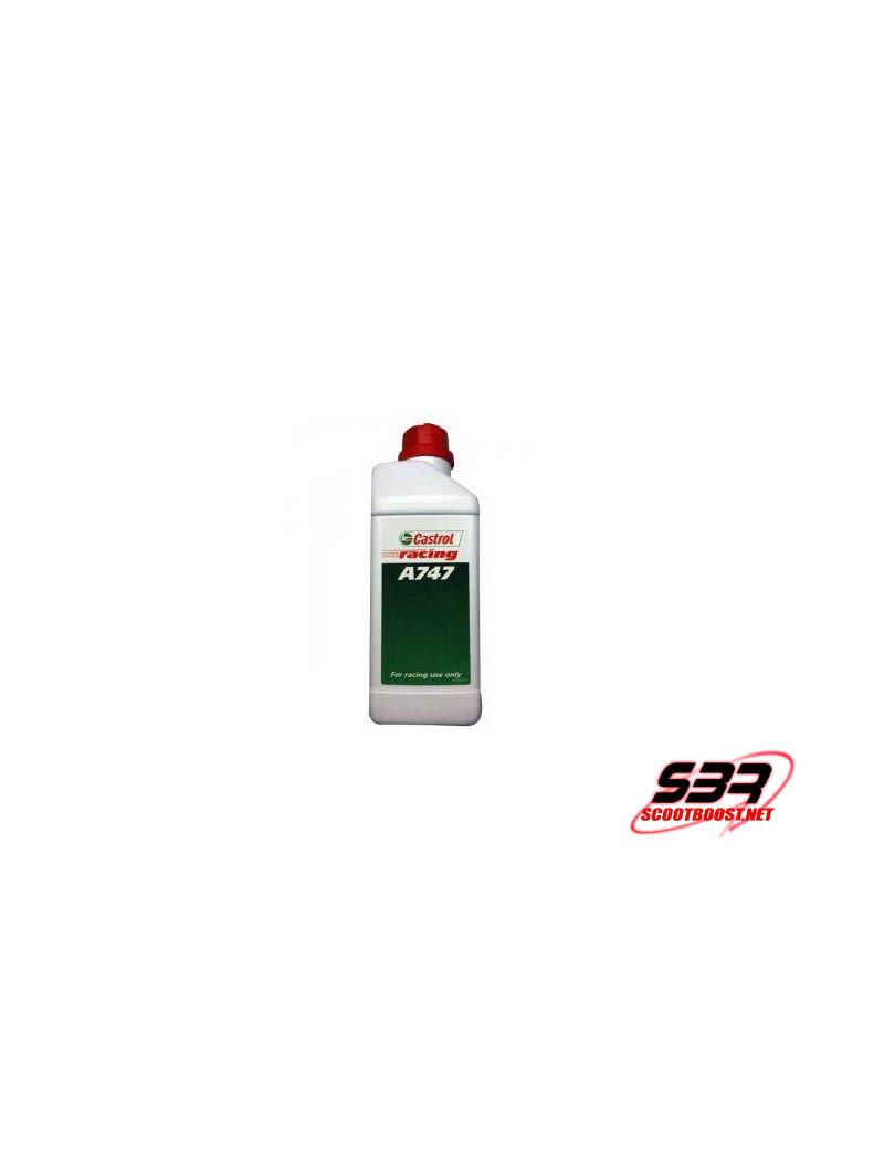 Huile moteur Castrol A747 2 temps