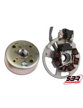 Allumage stator + rotor type origine MBK Nitro avant 2002