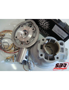Cylindre Barikit racing alu 50cc AM6