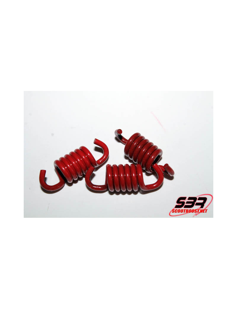 Ressort d'embrayage racing rouge Malossi Delta/Fly clutch