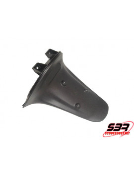 Garde boue arrière supérieur noir Piaggio Zip 2000