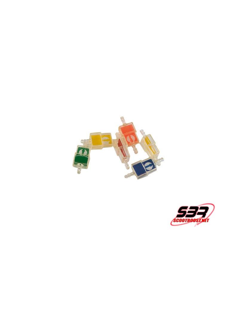 Filtre Essence Rectangulaire D.6mm