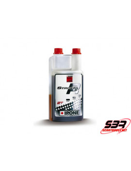 Huile moteur Ipone Stroke 2R 100% synthétic racing