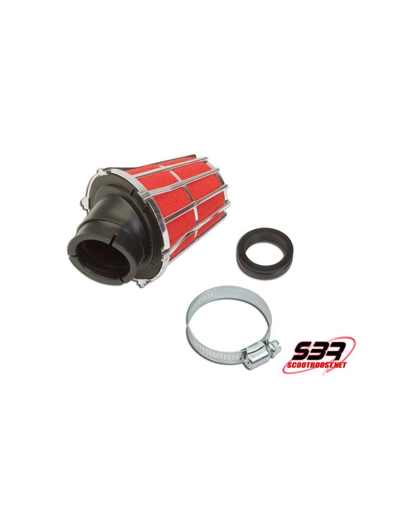 Filtre Air C4 Conique 45° D.35-28mm