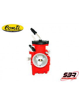 Carburateur Conti Dell'orto VHST 28 Rouge